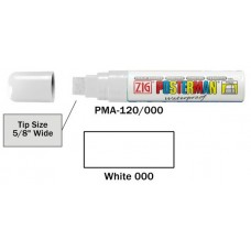 Broad Tip 15mm - WHITE